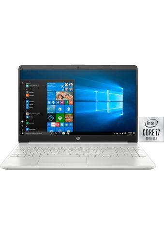 HP 15 - dw1271ng Notebook (39,6 cm / 15,6 Zoll, Intel,Core i7, 512 GB SSD) kaufen