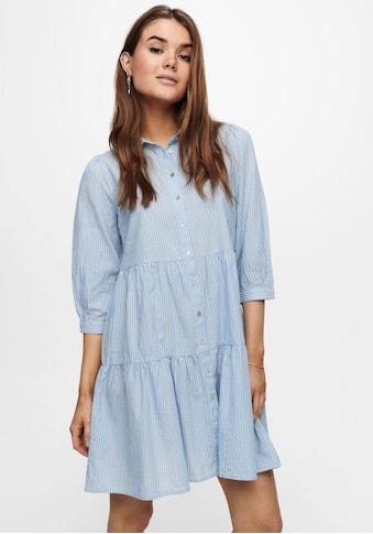 Only Blusenkleid »ONLAMARYLLIS«, mit Volant kaufen