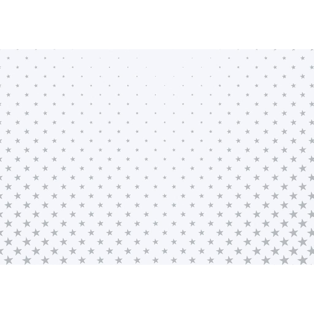 Pinolino® Babybettwäsche »Running Stars«, mit Sternchen im Farbverlauf
