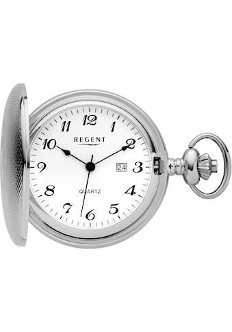 Regent Taschenuhr »PR007« (Set, 2 tlg., inkl. Kette) kaufen