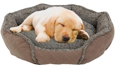 HEIM Hundebett und Katzenbett »Slurry«, BxLxH: 52x57x14 cm kaufen