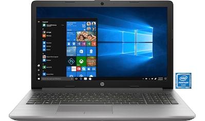 HP 250 G7 Notebook (39,6 cm / 15,6 Zoll, Intel,Pentium, 1000 GB HDD, 128 GB SSD) kaufen