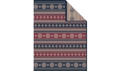 Wohndecke »Jacquard Decke Wyoming«, IBENA kaufen