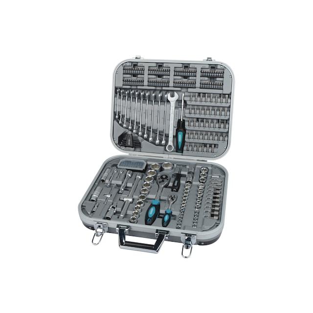 Brueder Mannesmann Werkzeuge Werkzeugkoffer (232-tlg.)