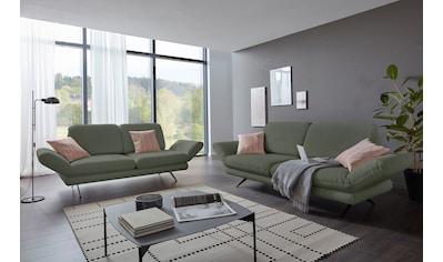 Places of Style 2,5-Sitzer »Saletto«, modernes Design mit Armlehnfunktion, wahlweise... kaufen