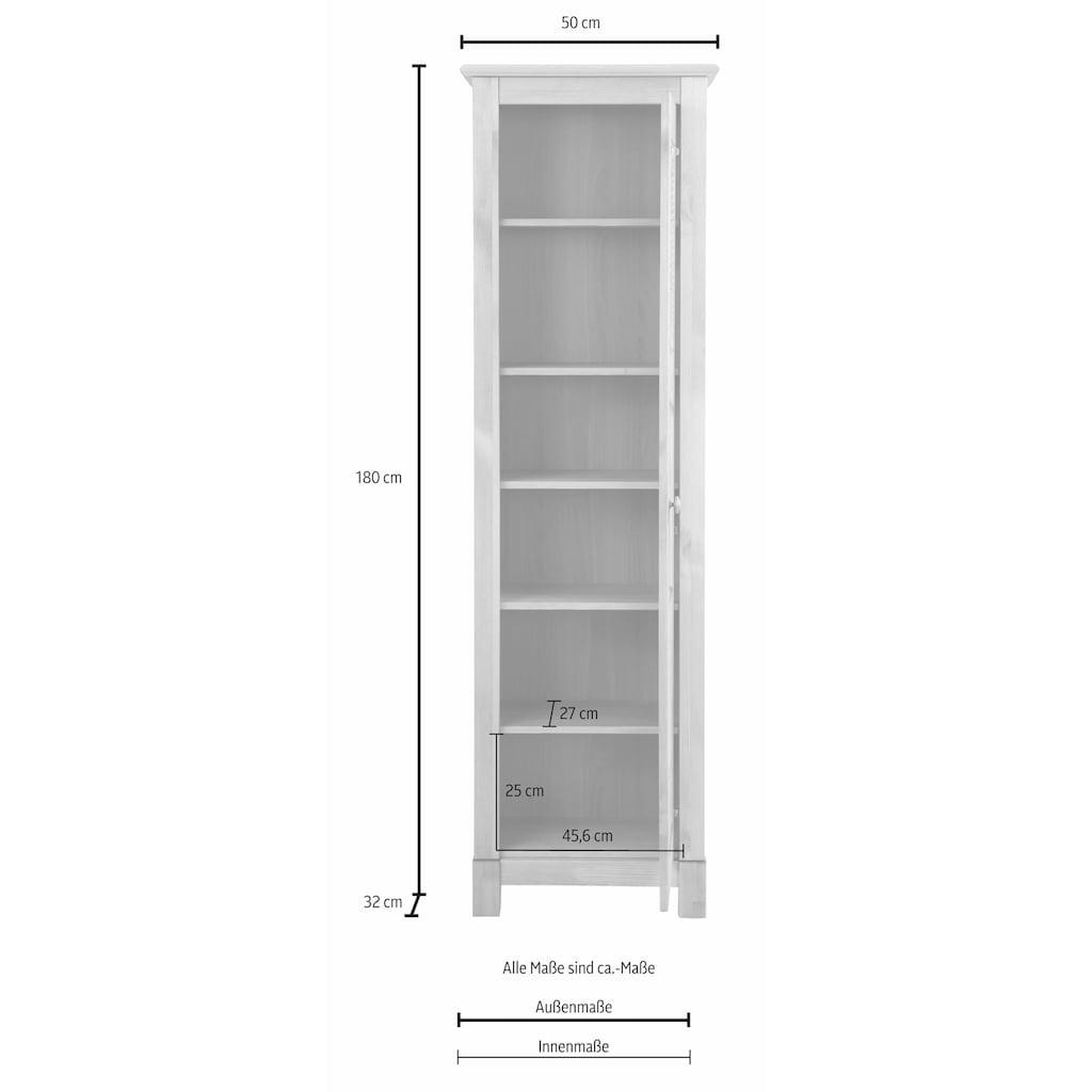 Home affaire Vitrine »Rauna«, Höhe 180 cm