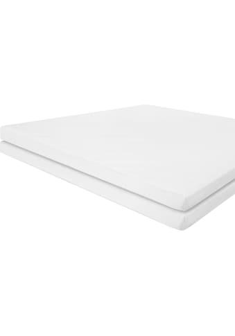 Walra Spannbettlaken »Molton Cotton Cover Topper« kaufen