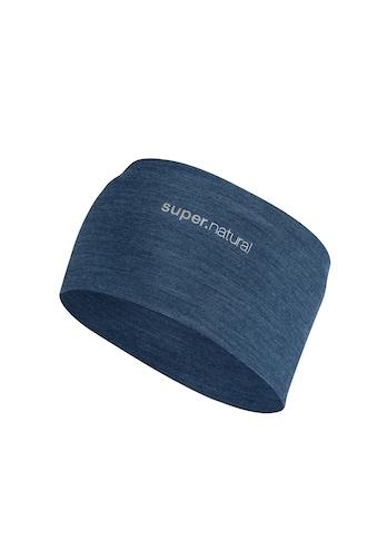 SUPER.NATURAL Stirnband »WANDERLUST HEADBAND«, wärmender Merino-Materialmix kaufen
