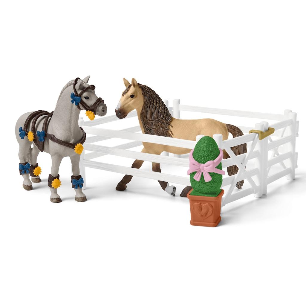 Schleich® Spielwelt »Horse Club, Große Pferdeshow (42466)«, Made in Europe