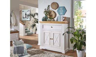 Premium collection by Home affaire Kommode »Marissa«, aus Massivholz kaufen
