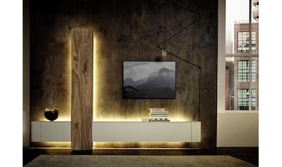 hülsta Wohnzimmer-Set »GENTIS«, (Set, 3 St.), inklusive Beleuchtung, inklusive Liefer-... kaufen
