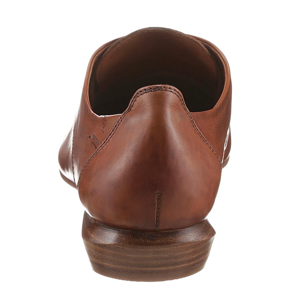 Everybody Schnürpumps »Ginestra«, mit leicht hochgezogener Schuhspitze