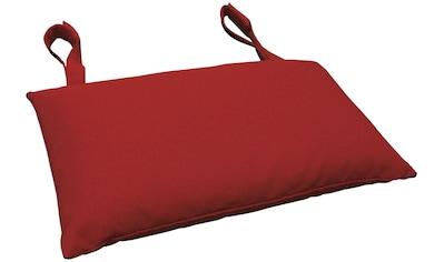 indoba Dekokissen »Premium«, 6er Set, extra dickes Kopfkissen - Rot- IND-70430-AUKK-6 kaufen