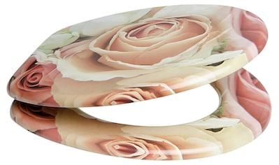 SANILO WC - Sitz »Rosa Rose« kaufen