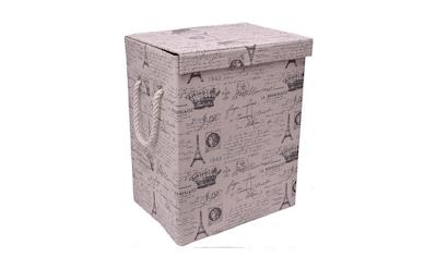 Franz Müller Flechtwaren Wäschebox (1 Stück) kaufen