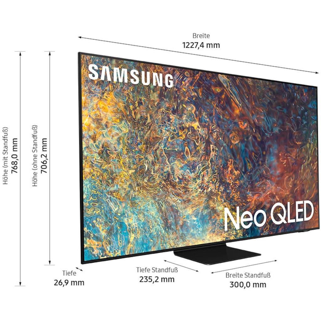 "Samsung QLED-Fernseher »GQ55QN90AAT«, 138 cm/55 "", 4K Ultra HD, Smart-TV"