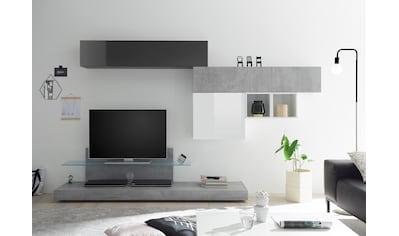 LC Wohnwand »Cube« (Set, 5 - tlg) kaufen