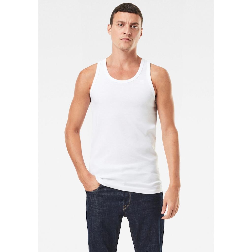G-Star RAW T-Shirt »Base Tank t 2-Pack«