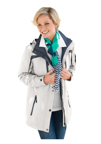 Casual Looks  Atmungsaktive Sympatex - Jacke kaufen