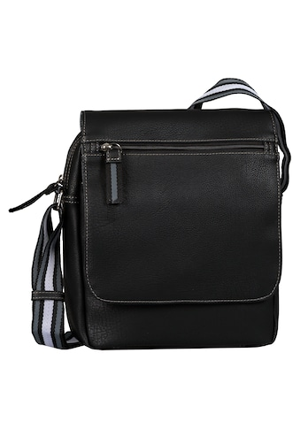 TOM TAILOR Umhängetasche »Warren Flap Bag«, mit Reißverschluss-Rückfach kaufen