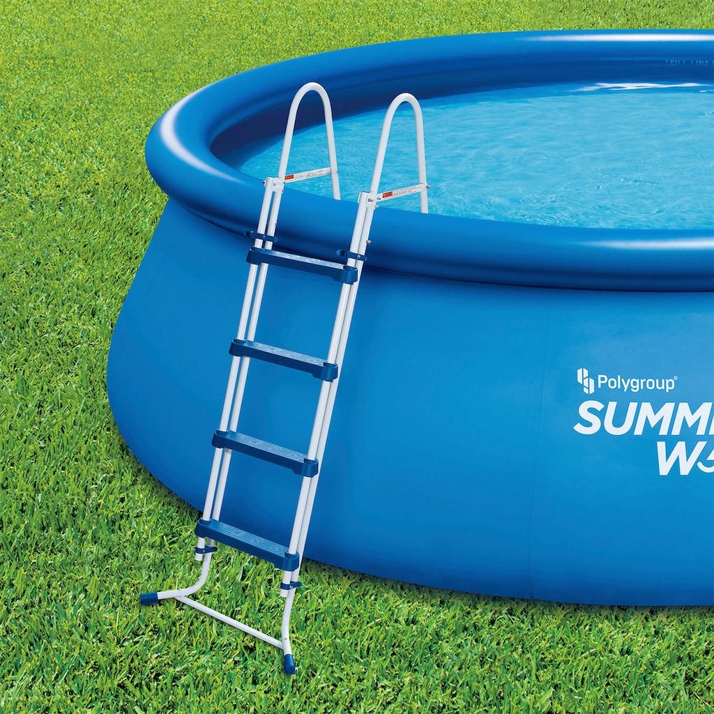 SummerWaves Poolleiter, für Aufstellbecken