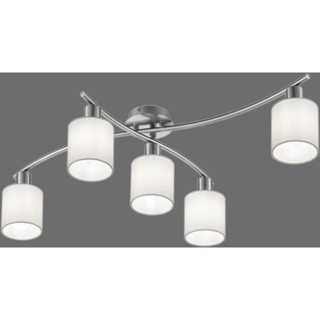 TRIO Leuchten Deckenleuchte »GARDA«, Deckenlampe