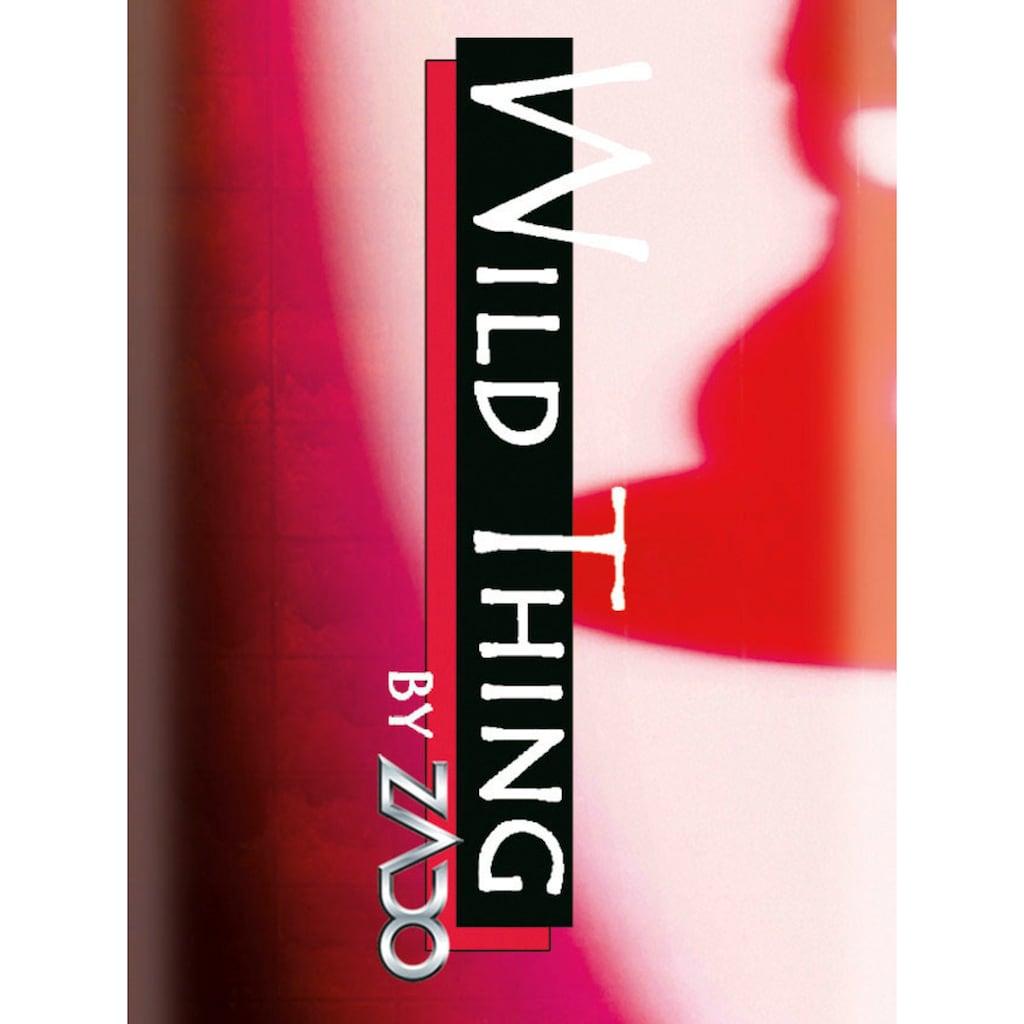 WILD THING BY ZADO Peitsche »Leder-Peitsche Singletail«