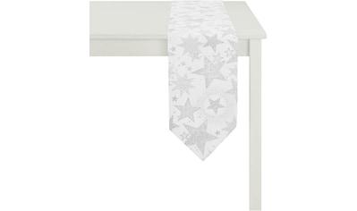 Tischband, »2606 Christmas Elegance, Jacquard«, APELT (1 - tlg.) kaufen
