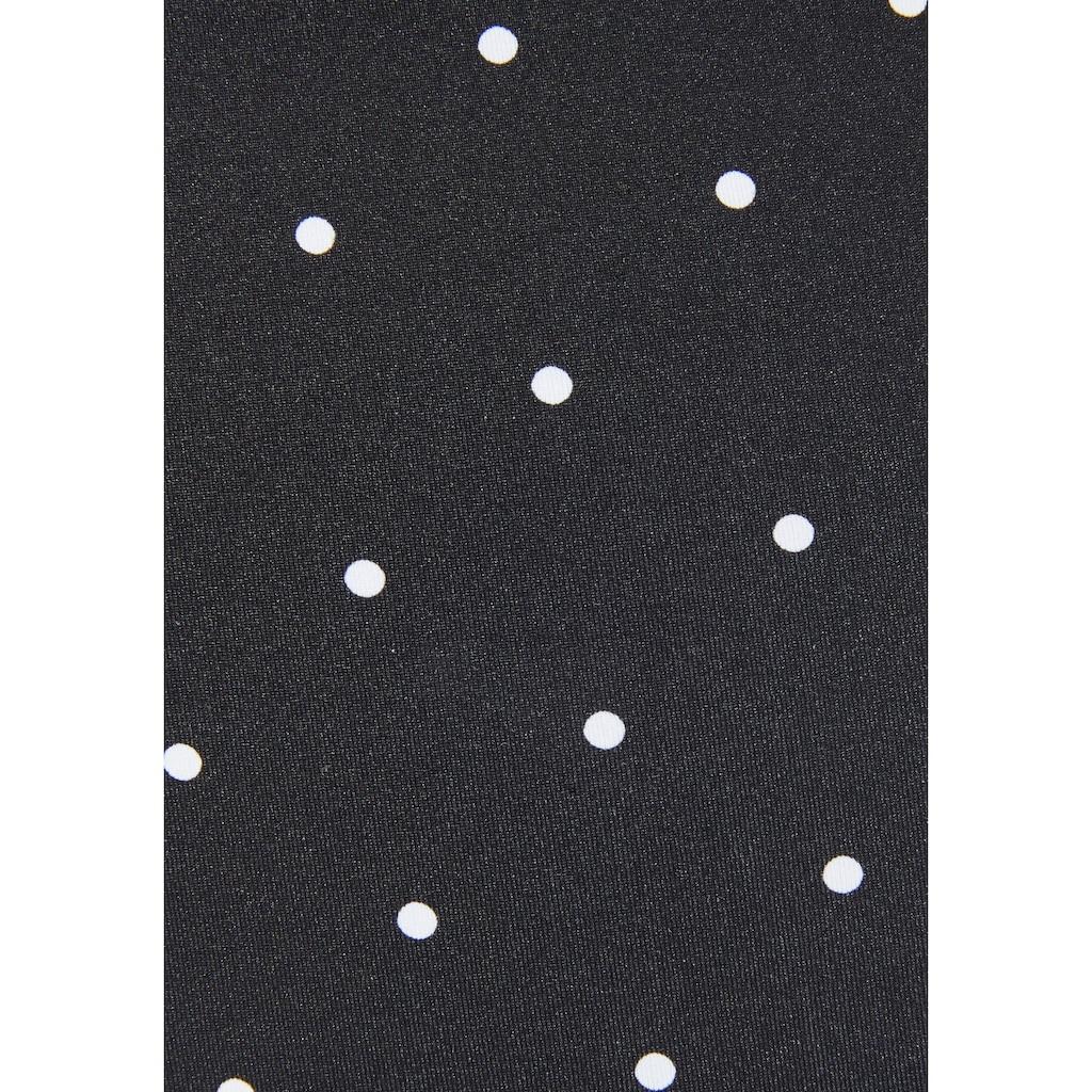 LASCANA Bikini-Hose »Sparkel«, mit eleganten Tupfen