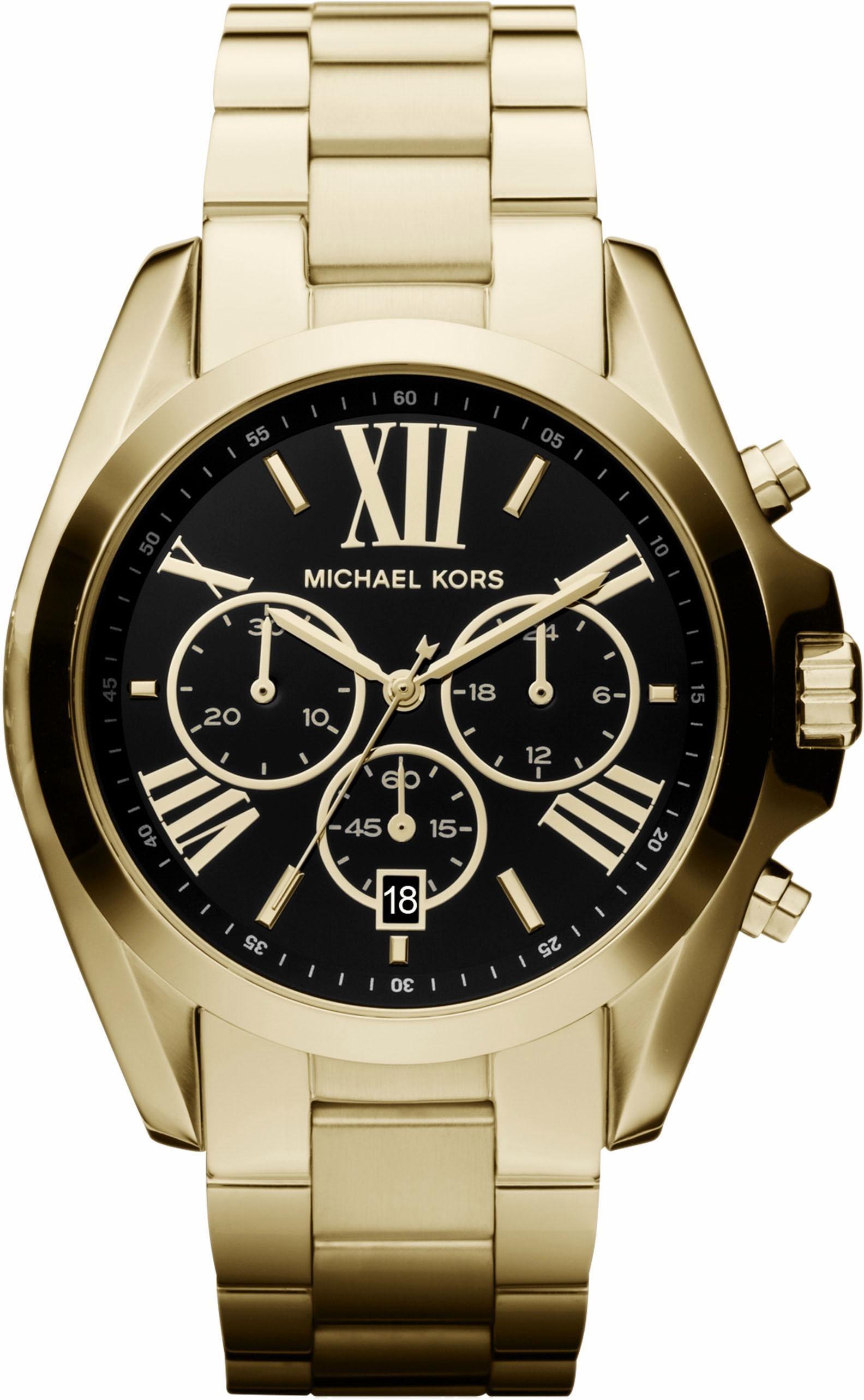 MICHAEL KORS Chronograph BRADSHAW, MK5739 | Uhren > Chronographen | Michael Kors