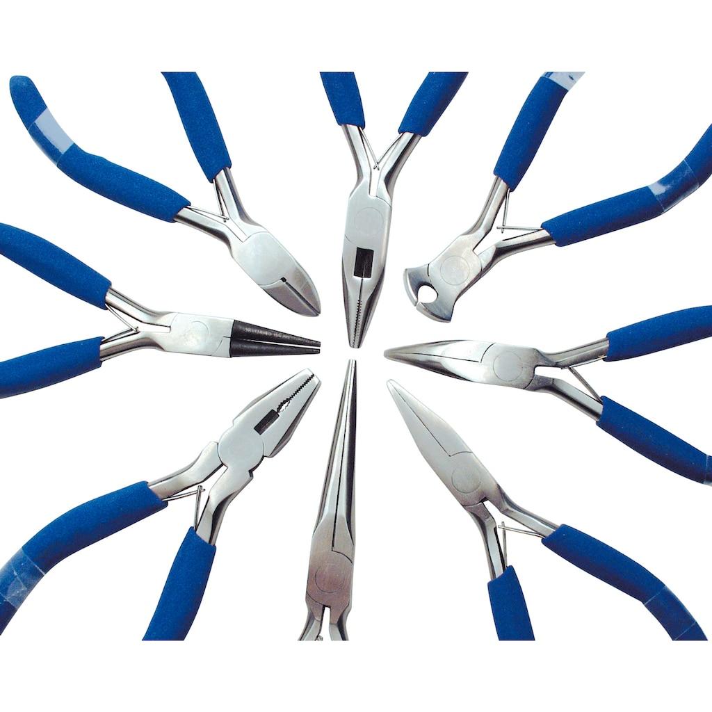 Brüder Mannesmann Werkzeuge Zangenset, Elektroniksatz