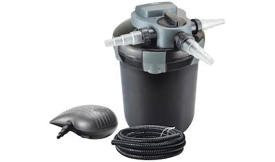 Heissner Teichfilter »FPU10000-Set«, mit UVC-Klärer, Förderleistung: 3.300 l/h kaufen