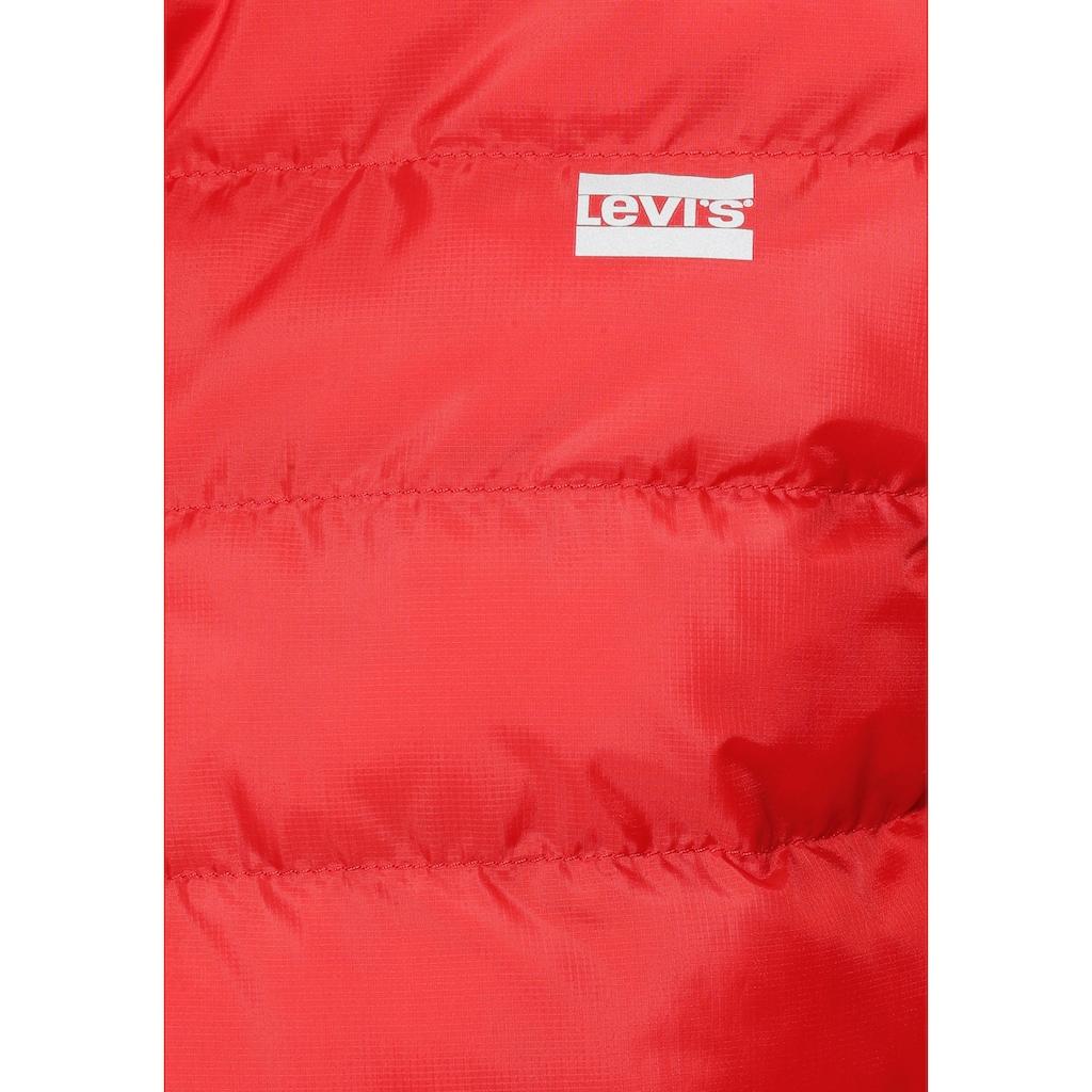 Levi's® Daunenjacke »Pandora«, mit kleinem, reflektierendem Logo-Print
