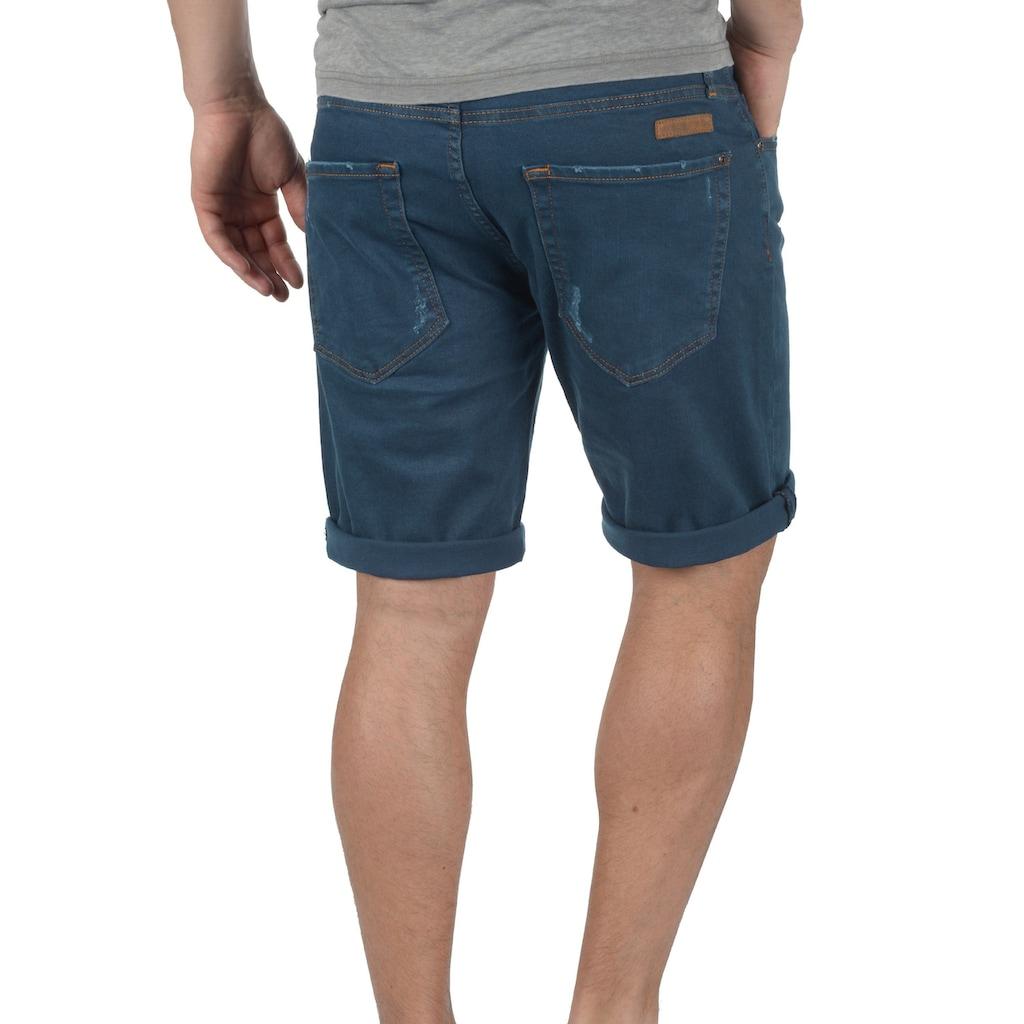 REDEFINED REBEL Jeansshorts »Monfire«, kurze Hose mit Destroyed-Effekten