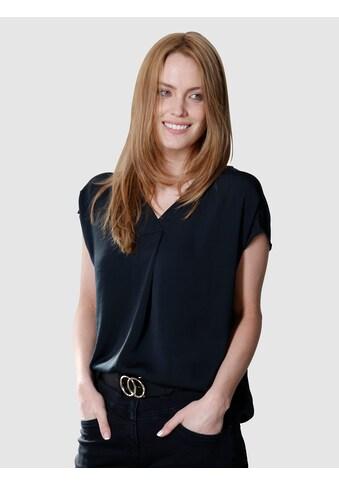 Laura Kent Shirtbluse, in bequemer Schlupfform kaufen