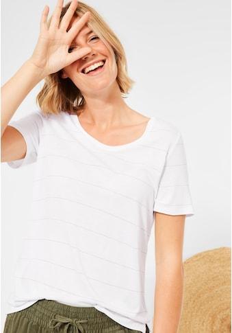 Cecil V-Shirt, mit Glitzer Effekt kaufen