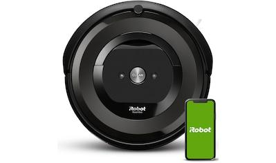 iRobot Saugroboter »Roomba e5158«, mit extra starker Saugleistung kaufen