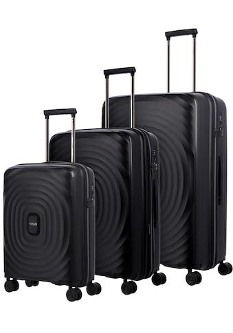 TITAN® Trolleyset »Looping, Black«, (Set, 3 tlg.) kaufen