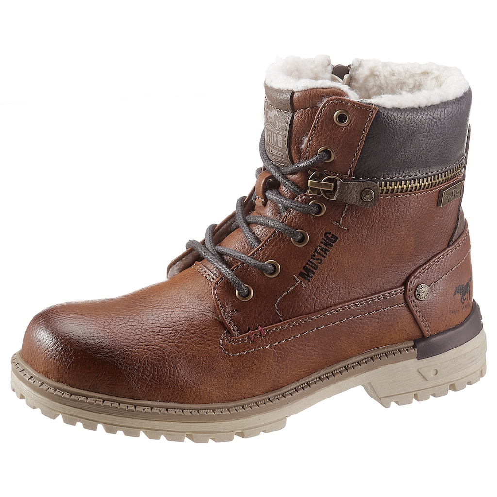 Mustang Shoes Winterboots, mit TEX-Ausstattung
