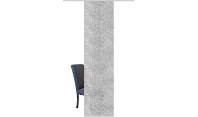 HOME WOHNIDEEN Schiebegardine »FILOSIA«, HxB: 245x60, Dekostoff Digitaldruck kaufen
