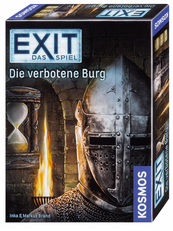 Kosmos Kartenspiel, »Exit Das Spiel, Die verbot...