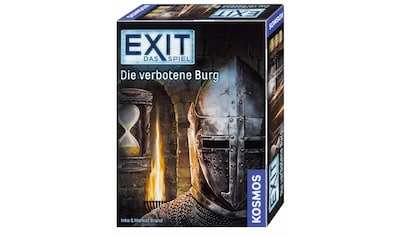 Kosmos Spiel »Exit Das Spiel, Die verbotene Burg«, Made in Germany kaufen