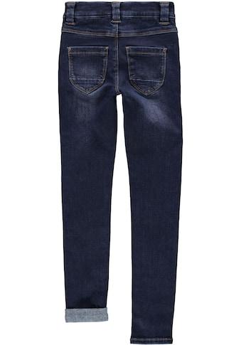 Name It Stretch-Jeans »NKFPOLLY«, mit modischem Bundeinsatz kaufen