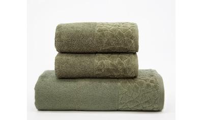 Handtuch Set, »Stones 3 - teilig«, Döhler kaufen