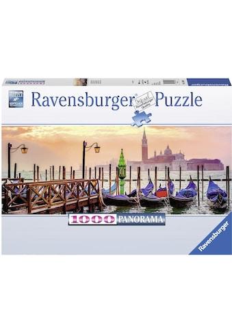 "Ravensburger Puzzle ""Gondeln in Venedig"" kaufen"