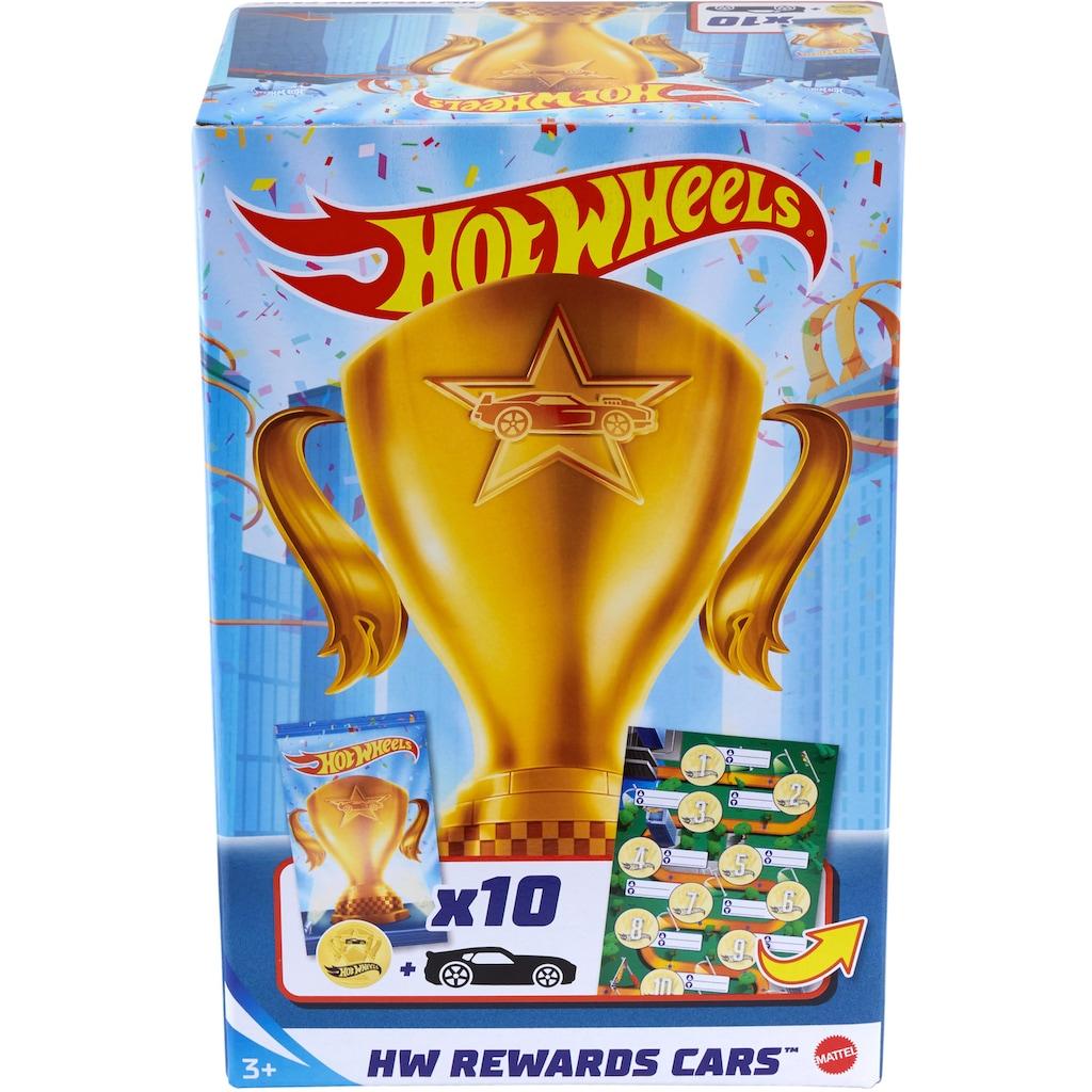 Hot Wheels Spielzeug-Auto »Geschenkset Rewards Cars«