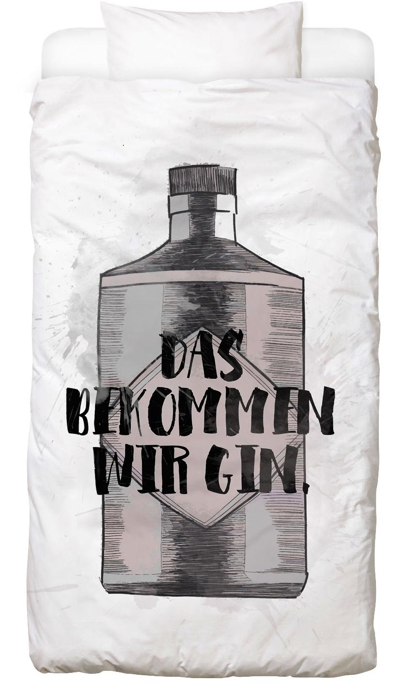Bettwäsche »Gin«, Juniqe
