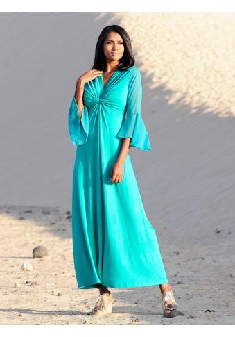 Alba Moda Strandkleid mit Chiffonärmeln kaufen