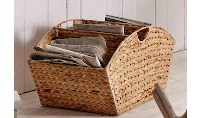HOFMANN LIVING AND MORE Zeitungsständer kaufen