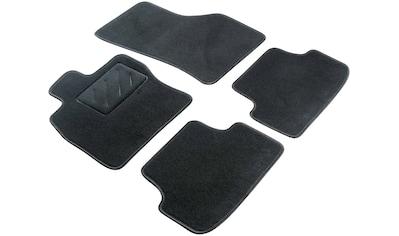 WALSER Passform-Fußmatten »Standard«, (4 St.), für BMW 3er Limousine (E90), 3er... kaufen